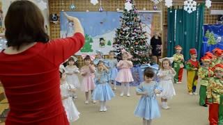 оркестр в детском саду видео