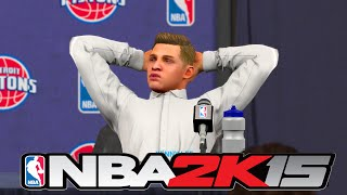 "NBA 2K15 PC MY CAREER! #20 ""FIRST GAME STARTING!"" w/TBNRkenWorth | TBNRKENWORTH"