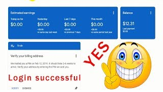adsense login problem..?? adsense help..?? no tension & solution here just check my video..