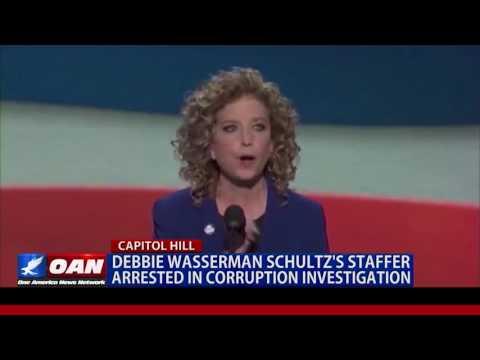Debbie Wasserman Schultz's Staffer at the Center of Corruption Investigation