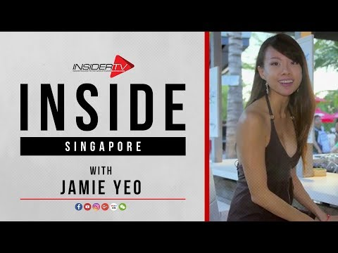 INSIDE Singapore with Jamie Yeo | Travel Guide | November 2017