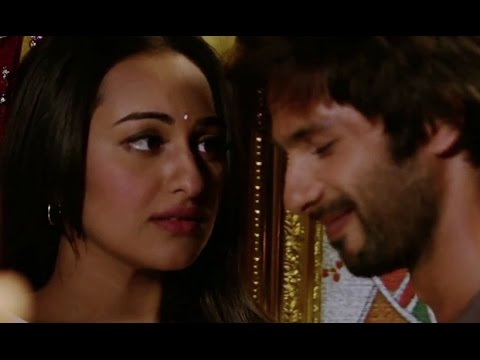 Sonakshi is head over heels for Shahid - R Rajkumar