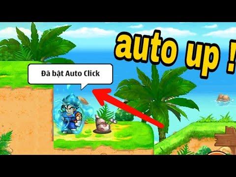 Auto up chấp mọi mọi skill với auto click - jenki up kaioken wapvip.pro ( ngọc rồng online)