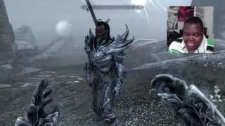 Ps4 Pro Skyrim Special Edition DawnGuard DLC Live Stream Full Walkthrough