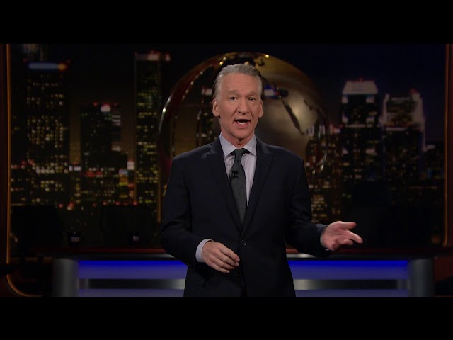 Monologue: Sweet Home Room Alabama    Real Time with Bill Maher (HBO)