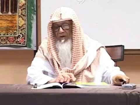 110 Of 123 - Advanced Arabic Course - Grammatical Analysis - Surat al-Hujurat - Video 2 of 6 -Part B