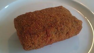 Nasischijf zelf maken - Recept Nasihap - Dutch fried nasi disk