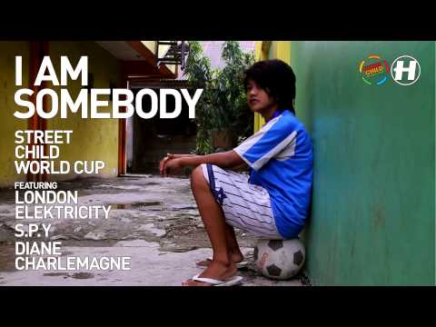 Street Child World Cup - I Am Somebody (Nu:Tone Remix)