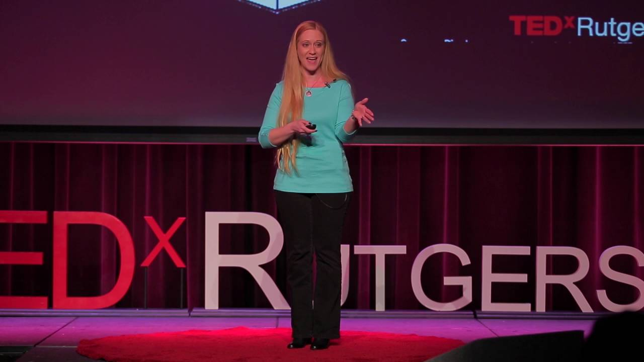 Re-Scripting The Stories We Tell Ourselves | Colleen Georges | TEDxRutgers