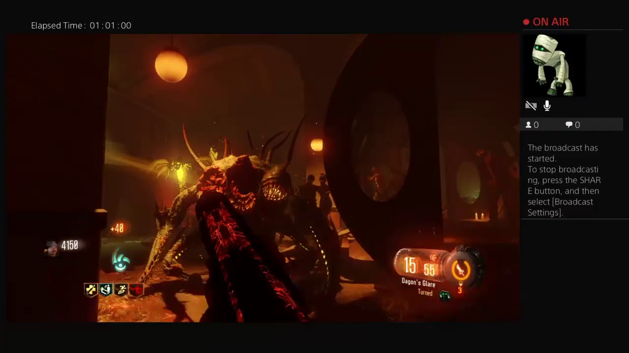 Solo Shadows Of Evil Easter Egg No GobbleGums! Black Ops 3 Zombies