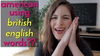 6 Random BRITISH ENGLISH Words I Use!! (I
