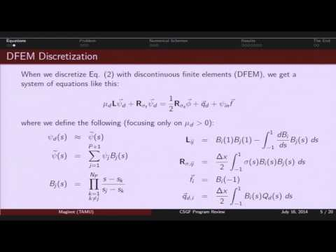 DOE CSGF 2014: Cross Section Spatial Discretization for Nuclear Engineering Calculations