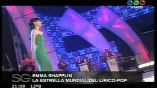 Download Emma Shapplin en el programa de Susana Gimenez - 5/9/2011 Mp3 and Videos