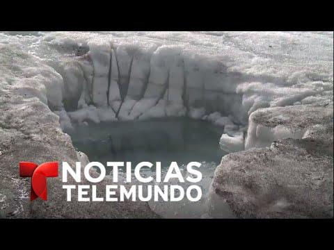 Cientos de cadáveres momificados podrían reaparecer en los Alpes | Noticias | Noticias Telemundo