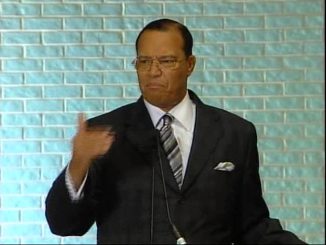 Minister Farrakhan under attack! The ongoing lies continue