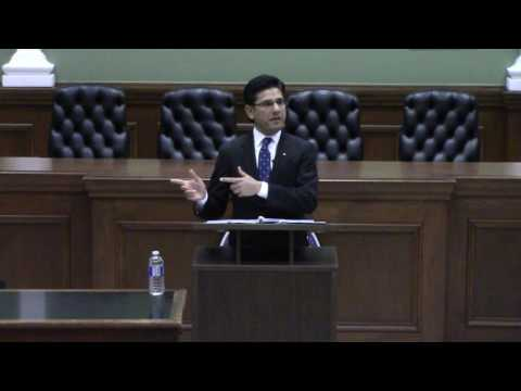 """Yasir Naqvi, """"Challenging the Status Quo of Ontario's Justice System"""""""