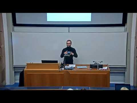 The Supreme Danger (Heidegger), Feedback (Cybernetics), Intelligence - Lecture 3