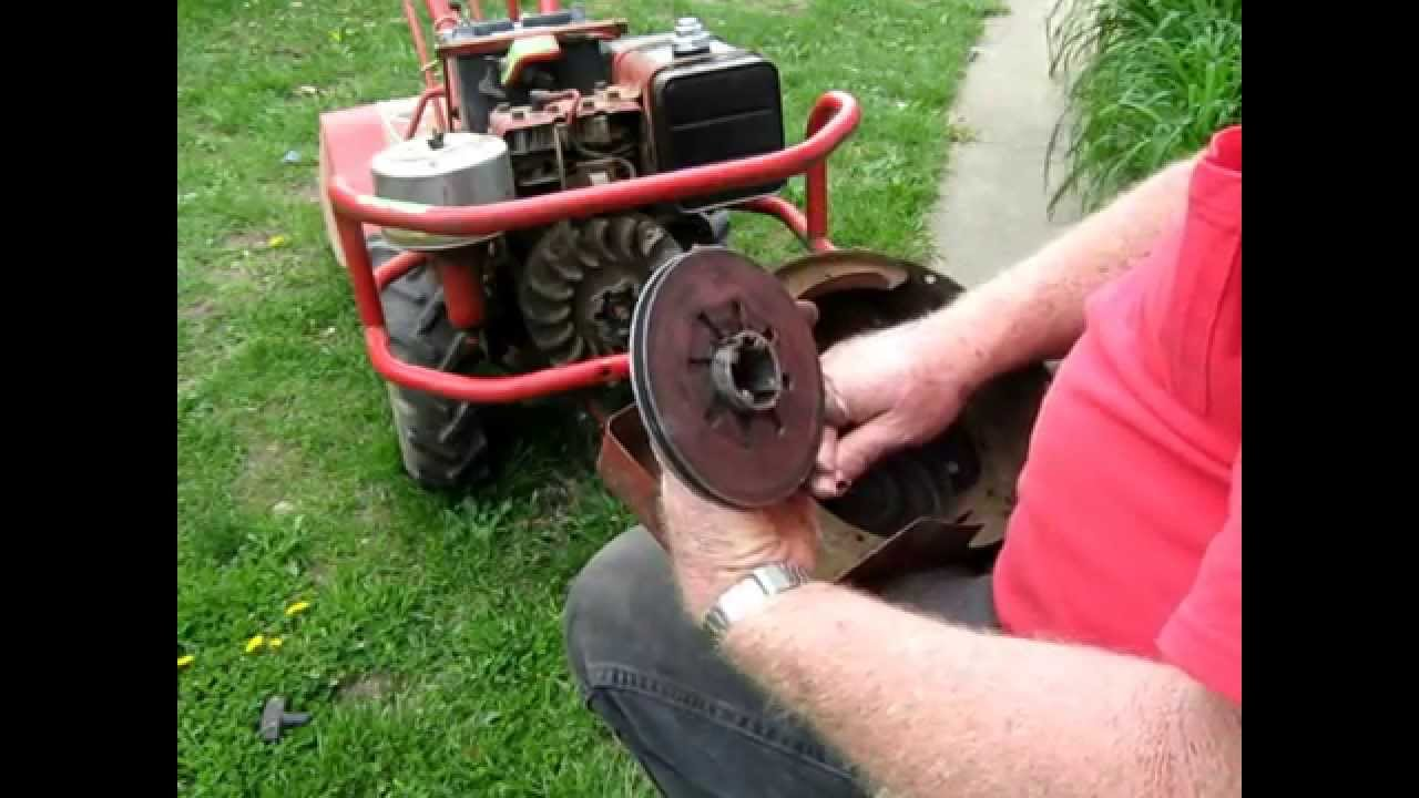 Troy Bilt Tillers Blown Engine And Rope Starter Repair