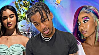 RUBI ROSE WANTS DDG BACK?! + LALA BAPTISTE EX BOO GUNNA CHILLIN WITH SAVAY! + MORE