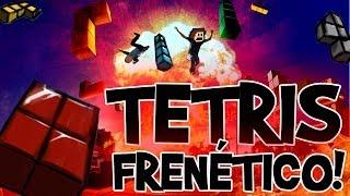 TETRIS FRENÉTICO! - I WANNA BE THE GUY #09