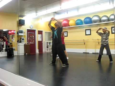 2010-01-14 Kento - Beginner HipHop (Class)