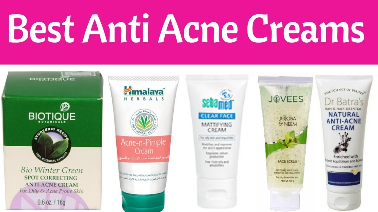 top 10 anti acne pimple creams in india youtube. Black Bedroom Furniture Sets. Home Design Ideas