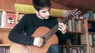 Frano - Lagrima (Francisco Tárrega) [15yr]