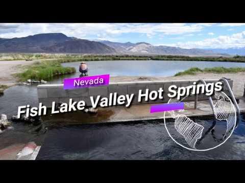 Fish Lake Valley Hot Springs - Western Nevada