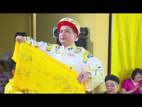 Đồng Thầy Nguyễn Quang Huy Loan Giá Hầu Thánh HD1