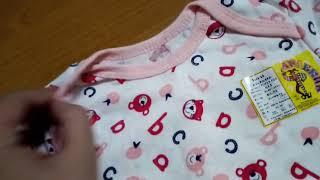 Обзор одежды для малышки / Детский трикотаж ТМ