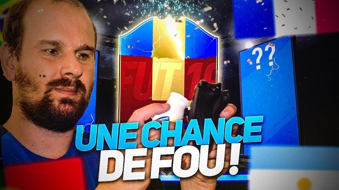 FIFA 19 - ON PACK DES GROS JOUEURS ! UNE CHANCE DE FOU !!