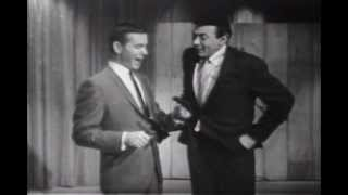 Ed Ames Teaches Johnny Carson to Throw a Tomahawk