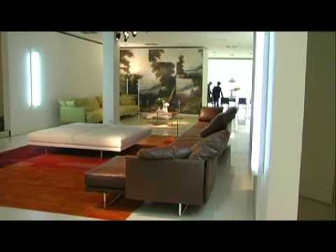 Cassina Showroom Youtube