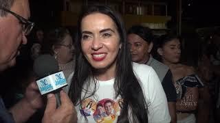 Entrevista com a candidata Aderlânia Noronha