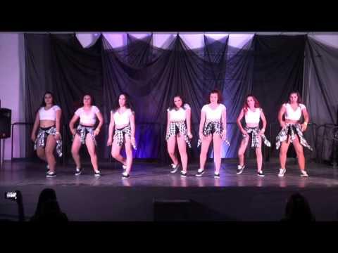 All Star Divas, PR West Coast Salsa Fest 2015