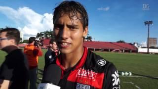 Copa do Brasil Sub-20: Atlético Goianiense vence de virada o Atletico-MG