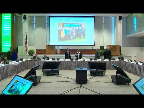 National Advisory Committee on Racial, Ethnic and Other Populations Fall Meeting (Day 1)