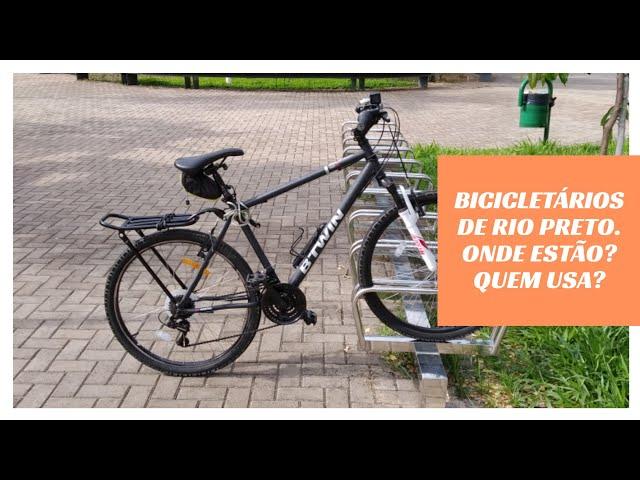 Mapeando os Bicicletarios de Rio Preto - Canal Du Curioso