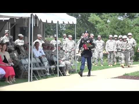 4th Brigade Combat Team, 101st Airborne Division Brigade Change of Responsibility