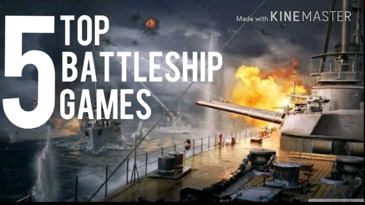 Top 5 Battleship Game for Android amp IOS in 2018 YouTube
