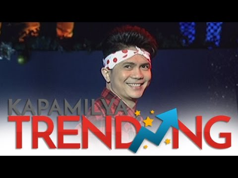 Vhong's birthday performance