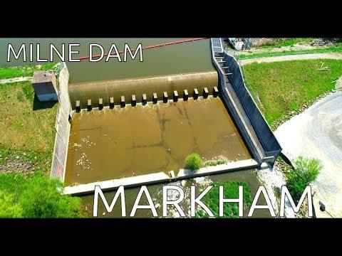 Milne Dam Conservation Park | Markham, Ontario, Canada | 4K