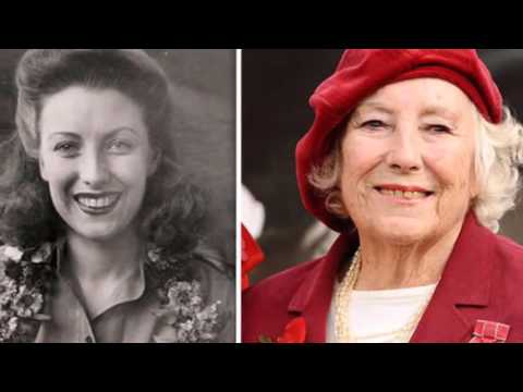 Dame Vera Lynn breaks own record with new album at 100