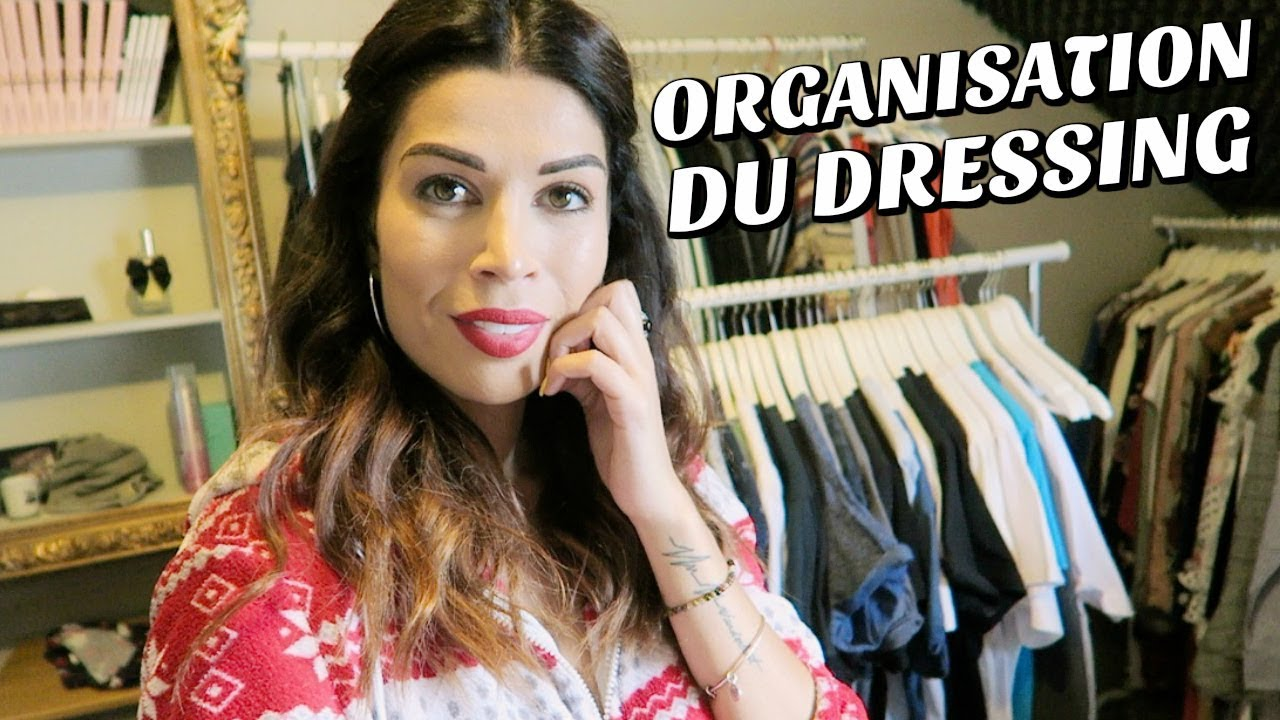 organisation du dressing youtube. Black Bedroom Furniture Sets. Home Design Ideas