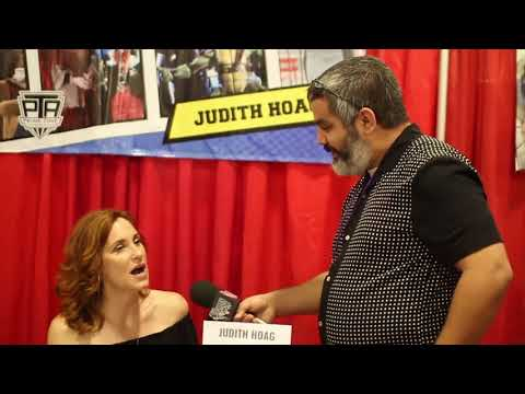 Actress Judith Hoag talks TMNT, Makeawish foundation and more