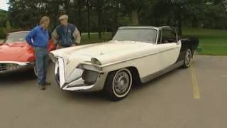 50's Concept Cars