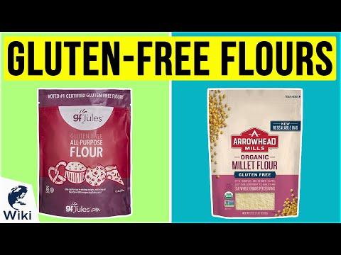 10 Best Gluten-free Flours 2020