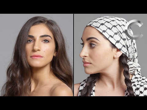 Israel/Palestine (Stav and Zenah) | 100 Years of Beauty - Ep 29 | 100 Years of Beauty | Cut