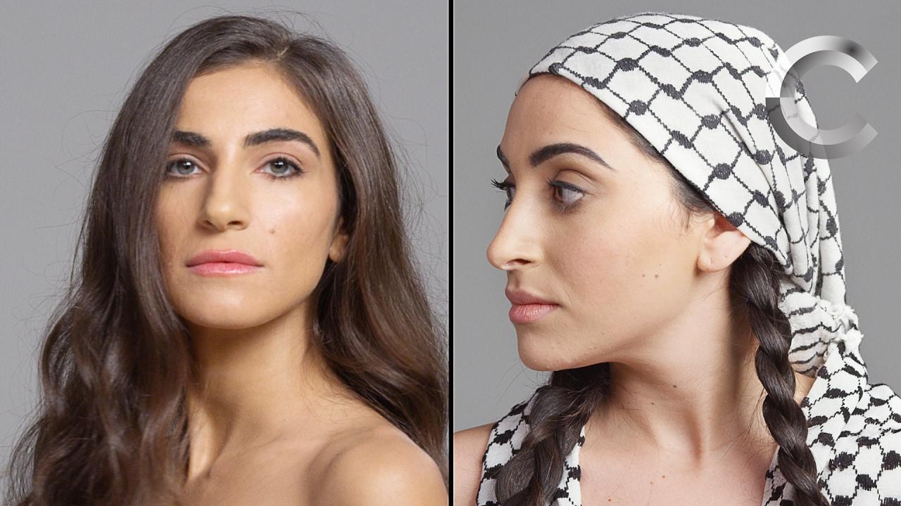 Israel/Palestine (Stav and Zenah)   100 Years of Beauty - Ep 29   100 Years of Beauty   Cut