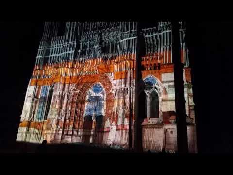 Beauvais - fête des lumières
